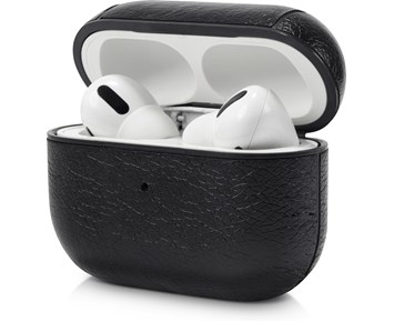 Andersson Airpods Pro Case PU Leather Black