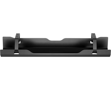 Andersson Under desk cable management tray Black