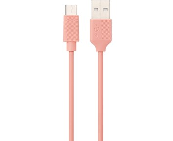 ON USB 2.0 C - A Pink 0,25M 1A