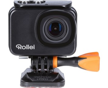 Rollei Actioncam 550 Touch - Black