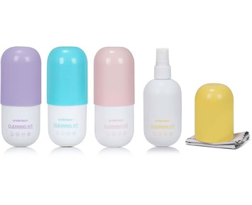 """Andersson Cleaning Kit """"The Pill Style"""" Mixed color"""