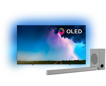 Philips 55OLED754 + Philips HTL3325/10
