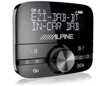 Alpine EZI-DAB tuner Bluetooth