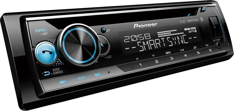 Attraktiva Pioneer DEH-S510BT - Bilstereo med handsfree-stöd och många smarta PR-14