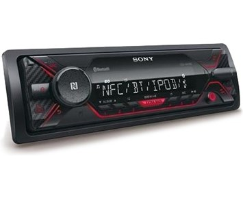sony dsx a410bt bluetooth bilstereo med usb och aux ing ng. Black Bedroom Furniture Sets. Home Design Ideas