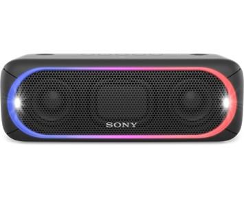 Sony SRS-XB30 - Black - Vattentålig Bluetooth-högtalare med sköna ... 3841c86a9eb65