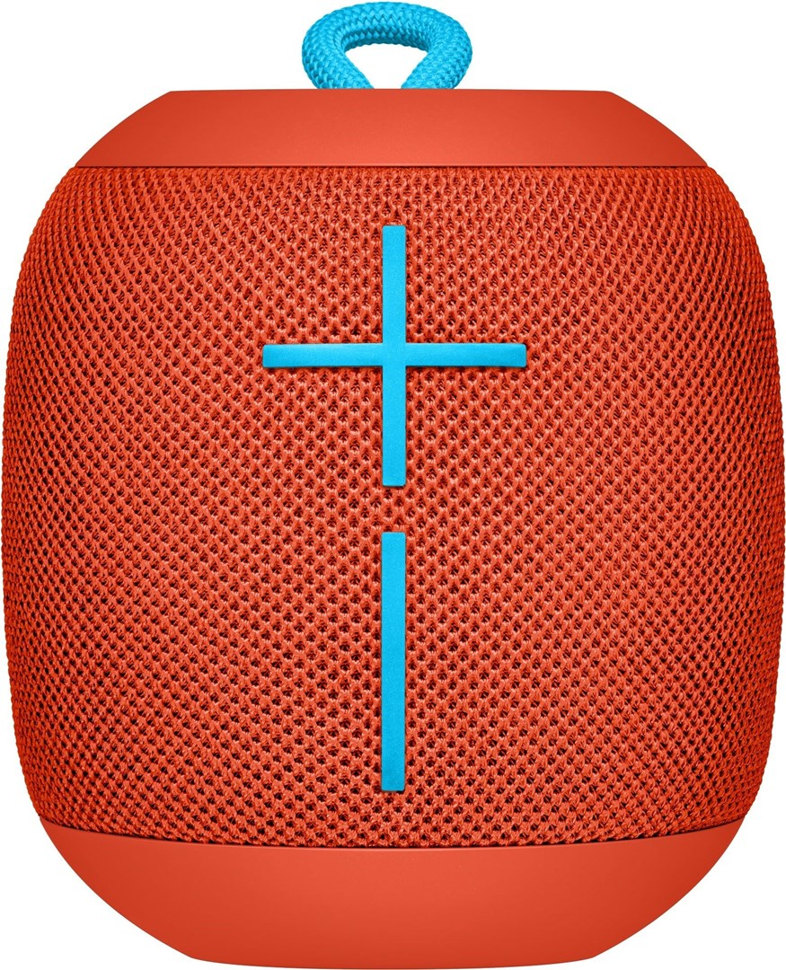 Ultimate Ears Wonderboom-Fireball Red - Vattentät Bluetooth-högtalare med  bred ljudbild 1b0415879a6cc