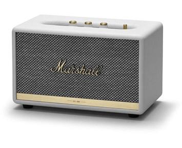 Marshall Acton II BT - White - Kompakt och tuff högtalare med mycket ... e9aadf4f53f85