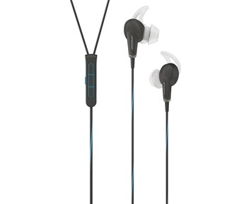 Bose QuietComfort 20 Black (Apple)