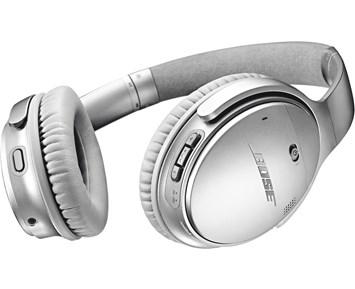 Bose QuietComfort 35 Wireless II - Silver - Det bästa från Bose. Nu ... ae228fcd914db