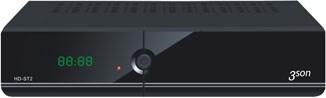 3son HD-ST2 FTA Reciever
