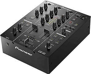 Pioneer DJM-350 – Black