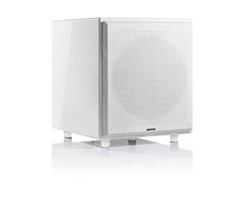 Andersson BHH 2.0 White + HIS 3.1 Sub - Kraftfulla aktiva Bluetooth-högtalare  med subwoofer cf19065134d6a
