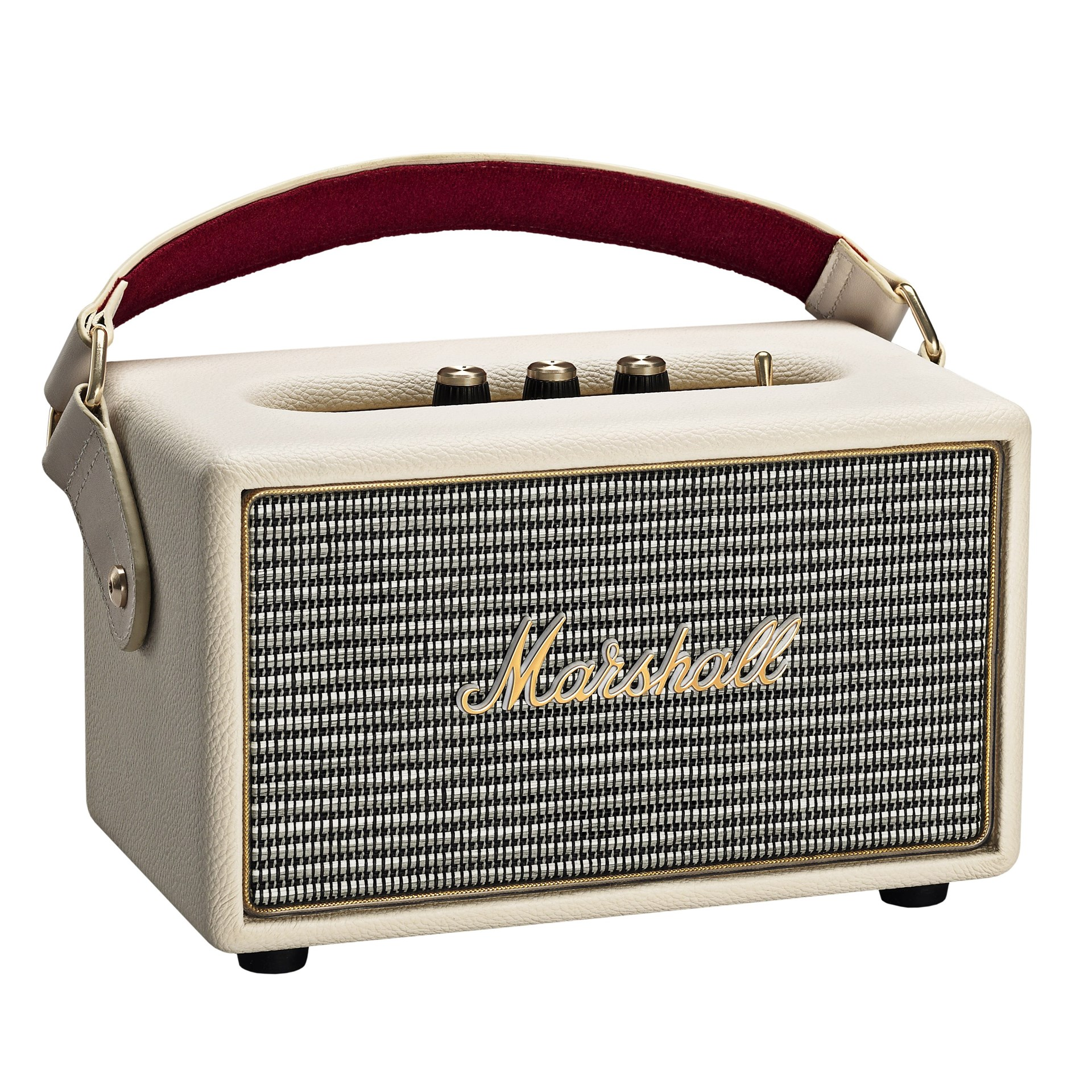 Marshall Kilburn - Cream - Tuff och smidig bärbar högtalare med Bluetooth fd598f61da970