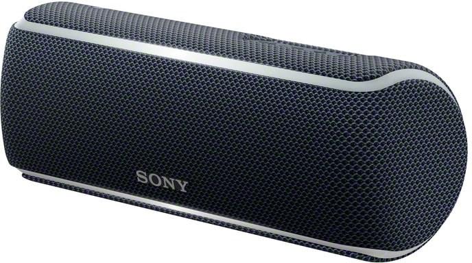 Sony SRS-XB21 - Black - Kompakt   vattentät Bluetooth-högtalare med  ljuseffekter 32a576e1f82b7