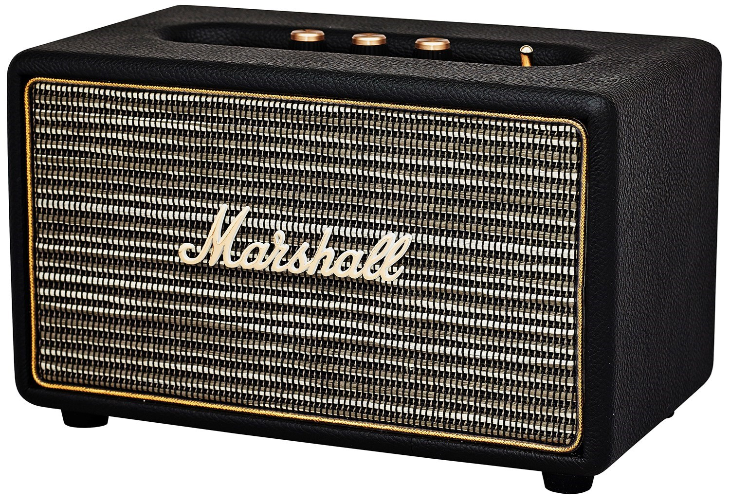 Marshall Acton BT - Black - Tuff högtalare med Bluetooth 7a4658b54ff06