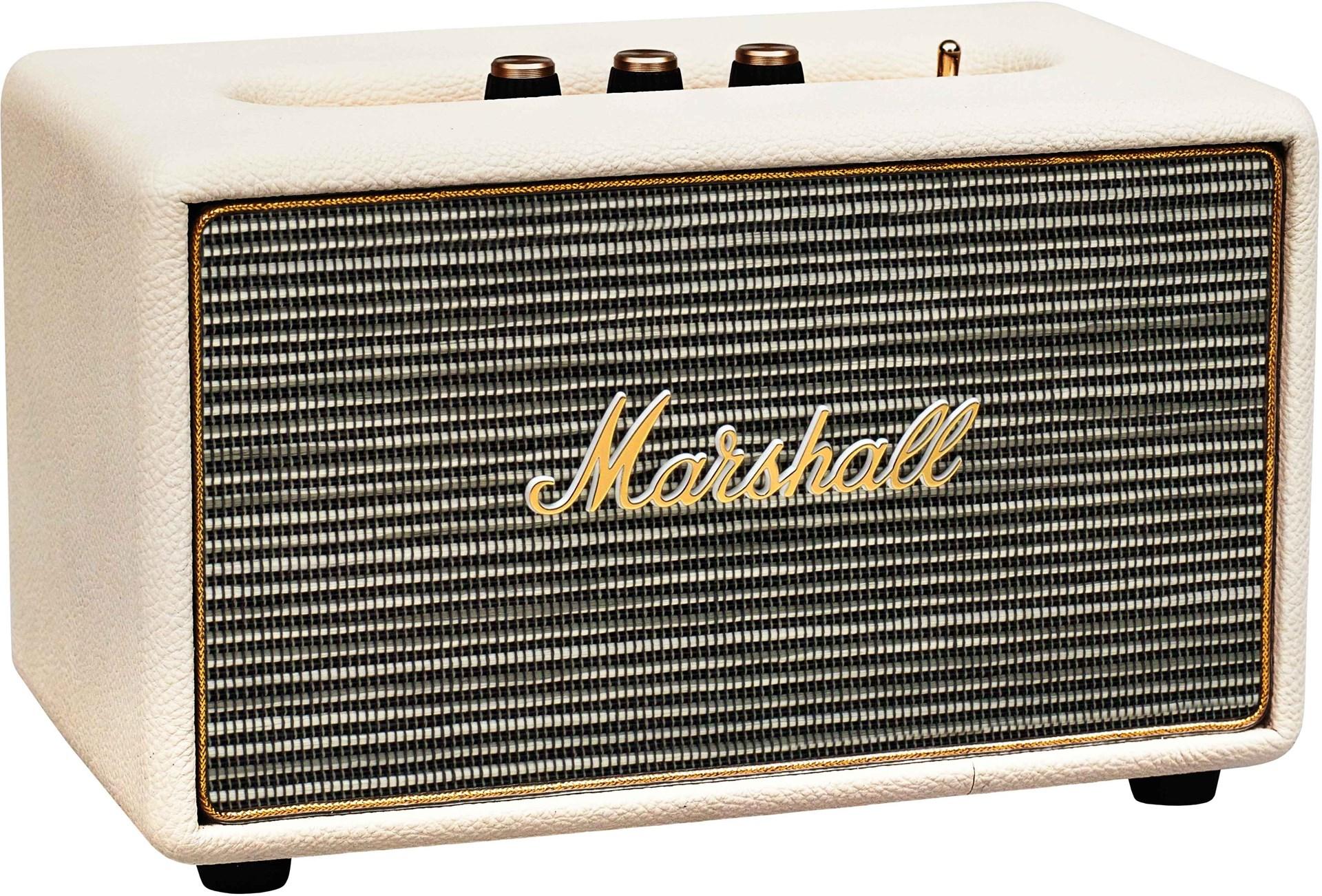 Marshall Acton BT - Cream - Tuff högtalare med Bluetooth 19bc649cbcb50
