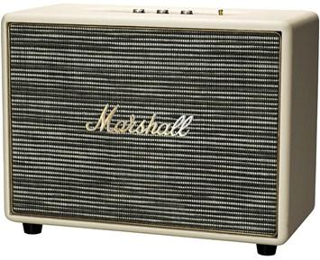 marshall woburn cream kraftfull fräck högtalare med bluetooth 858e74c095116