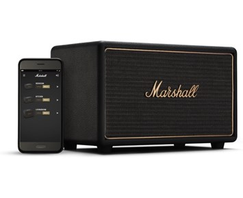 Marshall Acton BT - Black - Tuff högtalare med Bluetooth 2f5c695abdbdf
