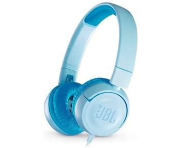 JBL JR300 - Ice Blue - Trevliga hörlurar anpassade för barn 331bef536b218