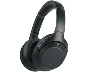Sony WH-1000XM3 - Black - Trådlösa hörlurar med avancerad brusreducering 37573f5881288