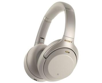 Sony WH-1000XM3 - Silver - Trådlösa hörlurar med avancerad ... b725cde0cc65c