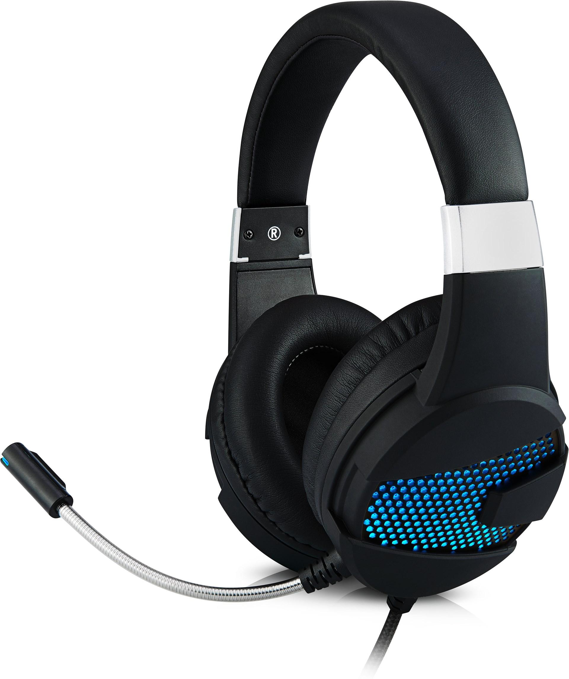 Mission SG GGH 1.2 Gaming Headset - Gamingheadset med omslutande ljud a176a179a9134