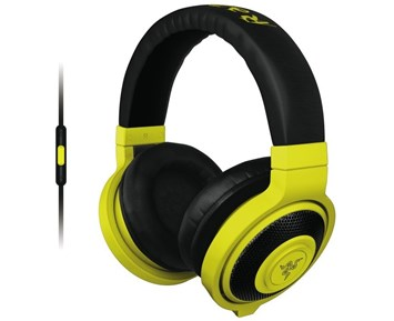 Razer Kraken Mobile (Neon Yellow)
