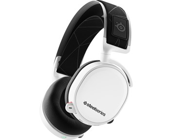 SteelSeries Arctis 7 Gaming Headset White (2019 Edition) - Ta gaming ... 753359115010d