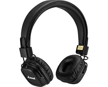 Marshall Major II BT - Black - Trådlösa hörlurar med ikonisk ... 37443aafa65c4