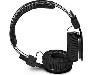 Urbanears Hellas Black Belt - Black - Tvättbara sporthörlurar med ... 36a10b70204fc