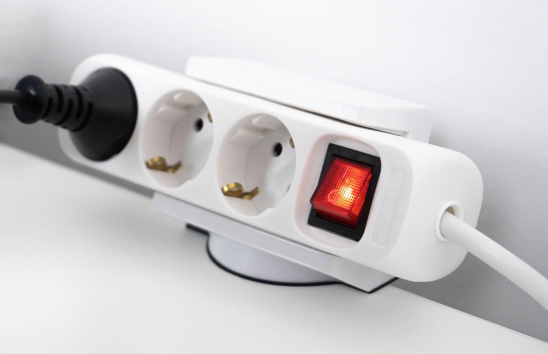 Välkända Andersson Power strip holder - Praktiskt bordsställ för grendosor HJ-89