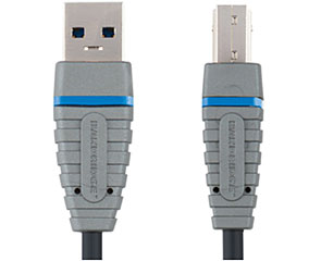 Bandridge USB-KABEL 3.0 A-HANE-B HANE 3,