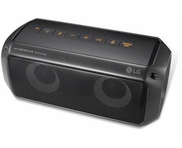 Kraftfull portabel högtalare med fyllig bas och APT-X-ljud 929fd53ad953f