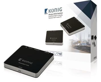 König Trådlös HDMI 1080p - Trådlösa sändare för HDMI-signaler 2db55d0ec31eb