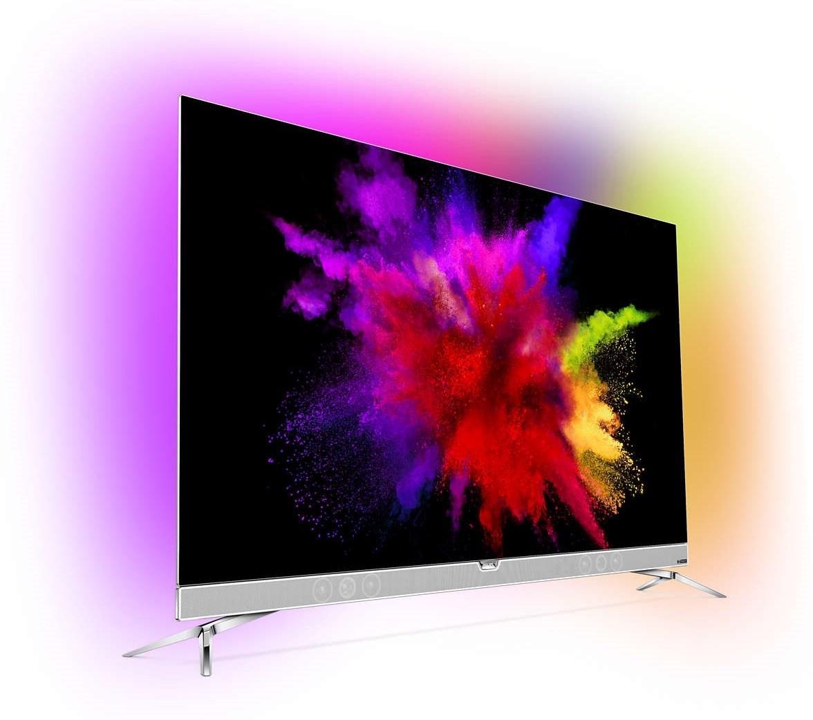 philips 55pos901f 55 oled tv med uhd uppl sning ambilight. Black Bedroom Furniture Sets. Home Design Ideas