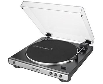 Audio Technica AT-LP60XUSB - Gunmetal/Black
