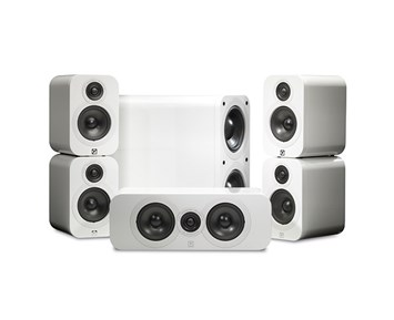 Q Acoustics 3000 series 5.1 - Small