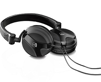 AKG by Harman K518 - Black