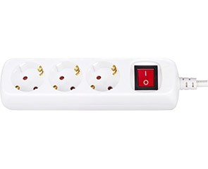 Andersson Socket 3 way with Switch