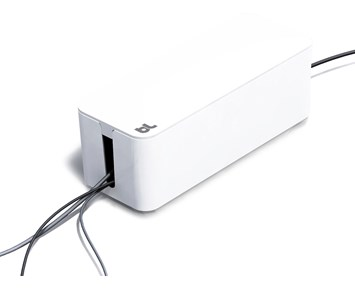 Bluelounge CableBox - White