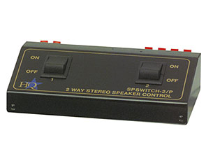 HQ 2-WAY SPEAKER CONTROL SWITCH