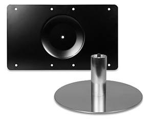 Andersson Studio SBF 2.0+SBD 2.0 Dual - Fot med hyllplatta, dubbel