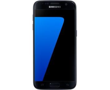 Samsung Galaxy S7 laddas inte och visar