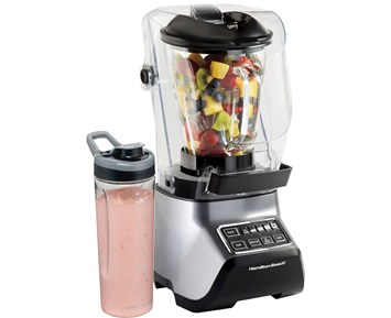 Hamilton Beach Sound Shield Blender with Personal Jar
