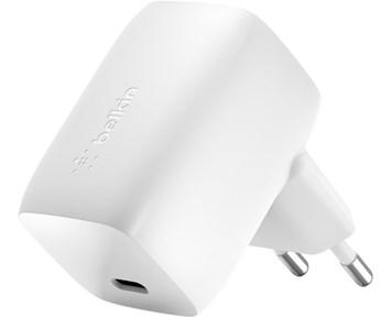 Belkin 60W USB-C GaN charger white