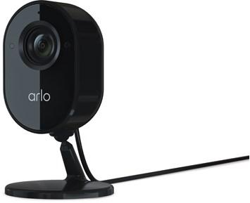 Arlo Essential Indoor Camera Black