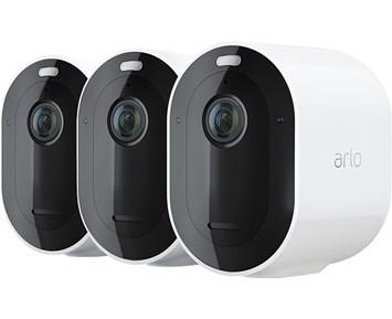 Arlo Pro 4 3-pack Vit