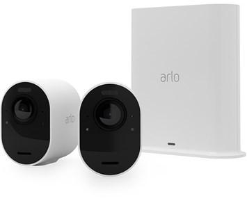 Arlo Ultra 2 spotlight camera 2-p