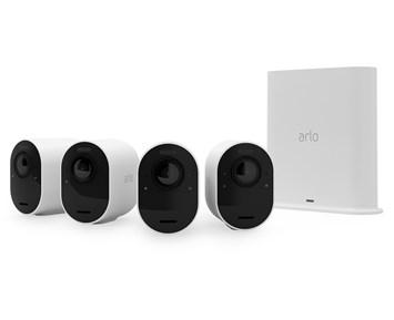 Arlo Ultra 2 spotlight camera 4-p